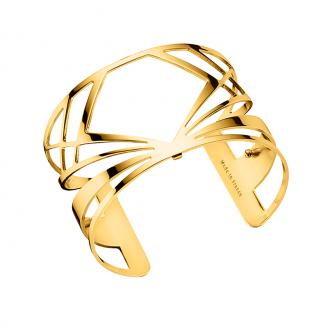 Bracelet Les Georgettes Bahia Large finition or brillant 70295970100000
