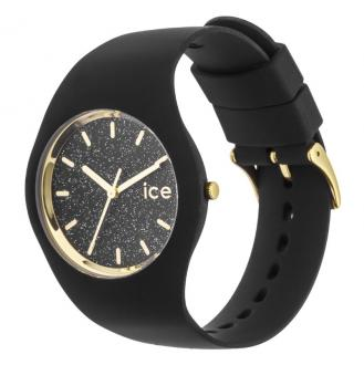 Montre Ice Glitter noir Taille Medium 001356