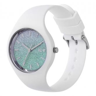 Montre Ice Lo Blanc et Turquoise Taille S 013426