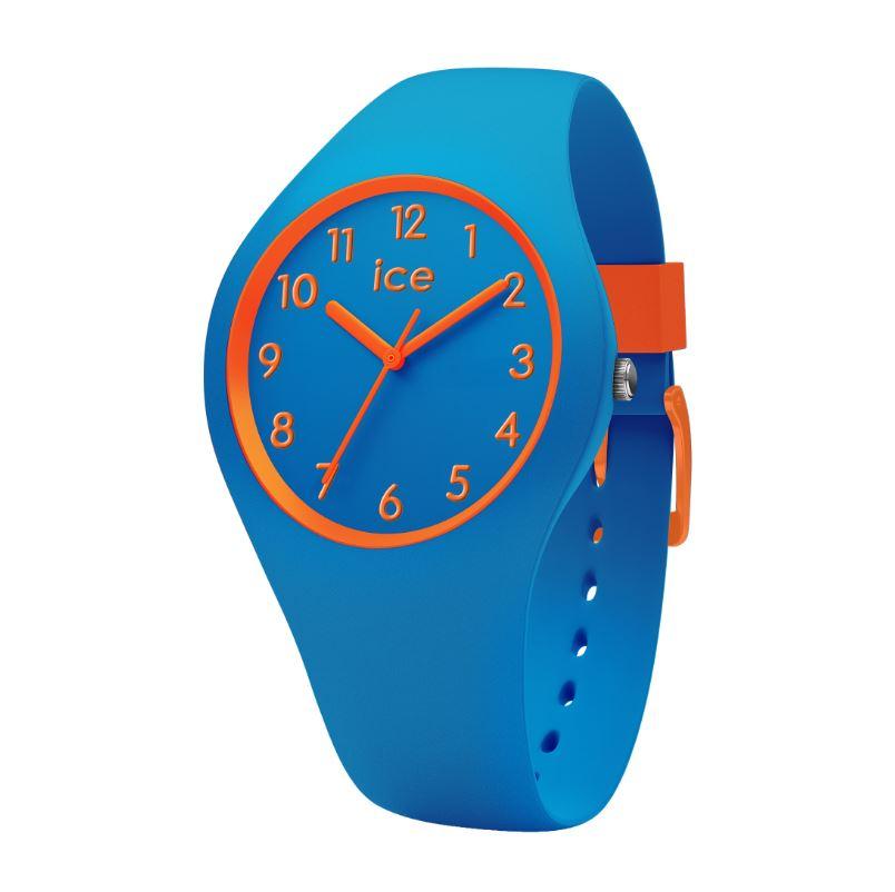 meilleure vente énorme inventaire offrir des rabais Montre Ice-Watch Ice Ola Kids Robots petite(s) bleue et orange