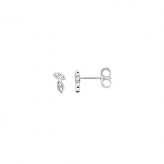 Boucles d'oreilles CARADOR fantaisie Argent 925/000
