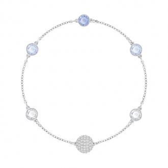 Bracelet Swarovski Remix Timeless bleu 5354791