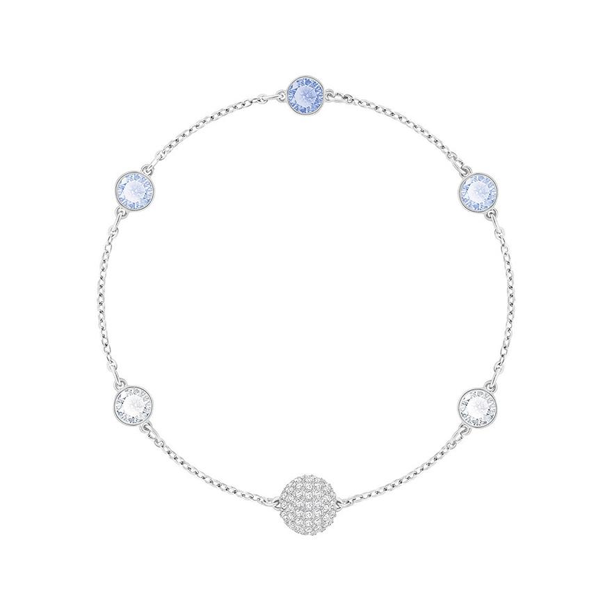2018f63728122 Bracelet Argent Femme SwarovskiLeather Name Bracelets