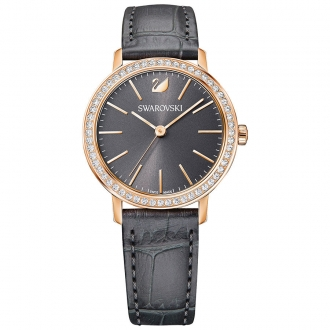 Montre femme Swarovski Graceful mini grise 5295352