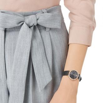 Montre femme Swarovski Graceful mini grise 5295352