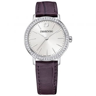 Montre femme Swarovski Graceful mini mauve 5295323