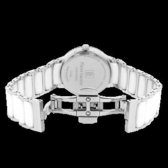 Montre Pierre Lannier femme céramique blanche 006K900