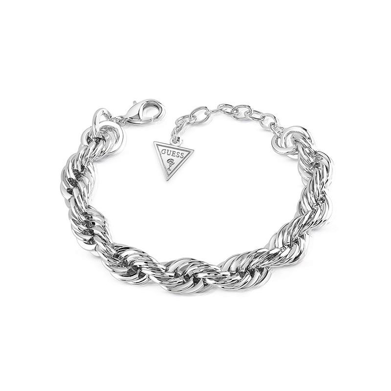 Bracelet Femme Guess Dream Girl tressé UBB84003-S