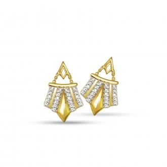 Boucles d'oreilles Carador Edition limitée 100 ans - Or jaune 375/000e