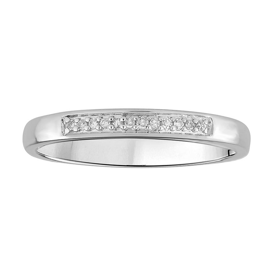 85021891535 Bague Femme Atelier 17 Ruban medium empierré de diamants en or blanc 375 000