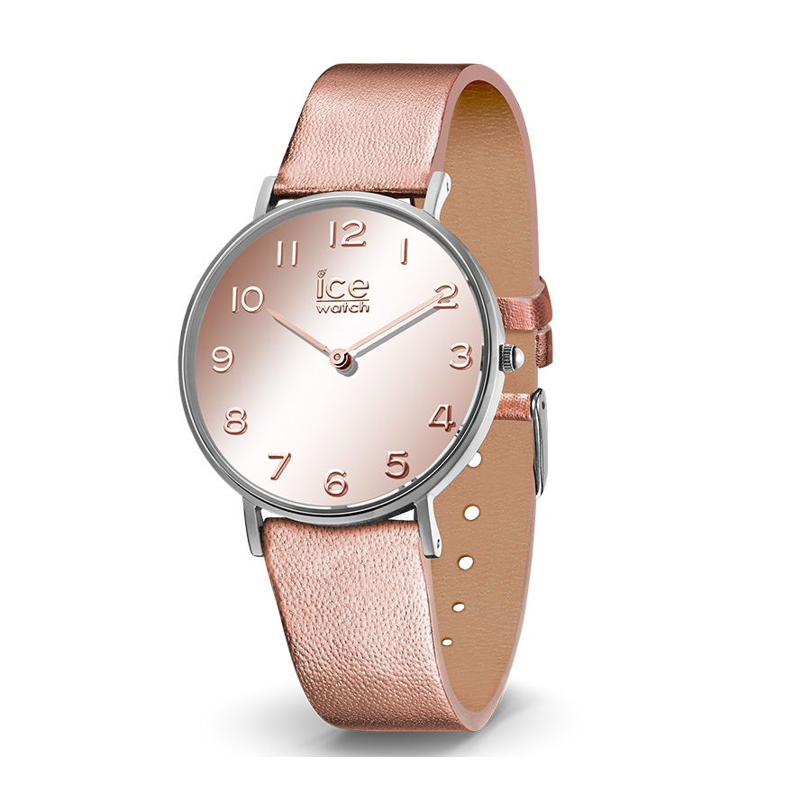 Montre Ice-Watch City Miror rose gold 014435 pour FEMME a1521d65e1c
