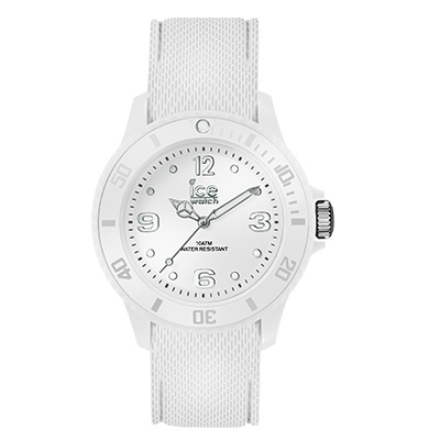 Montre Ice Sixty Nine Taille M blanche 014581