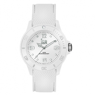 Montre Ice Sixty Nine Taille S blanche 014577