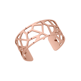 Bracelet Les Georgettes Girafe Medium finition or rose brillant 70274424000000