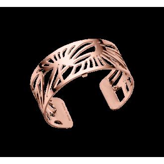 Bracelet Les Georgettes Palmerai Medium finition or rose brillant 70295924000000