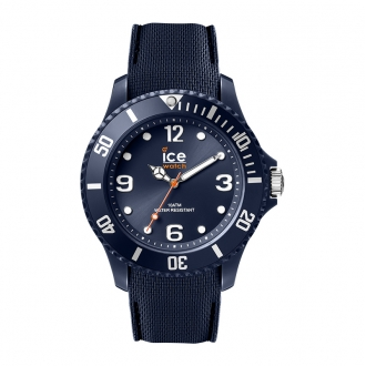 Montre Ice Xixty Nine Dark Blue Taille L 007278