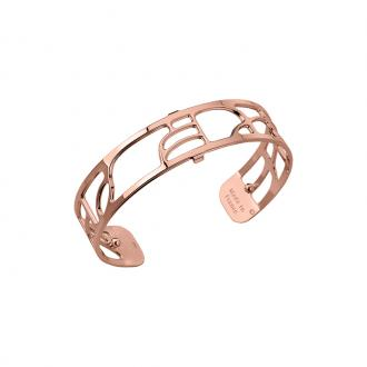 Bracelet Les Georgettes Volute finition or rose brillant 14mm 70304494000000