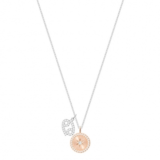 Collier Femme Swarovski Zodiac Cancer 5349215