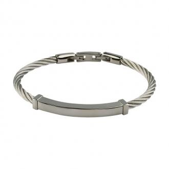 Bracelet Homme Phebus acier 35-0836