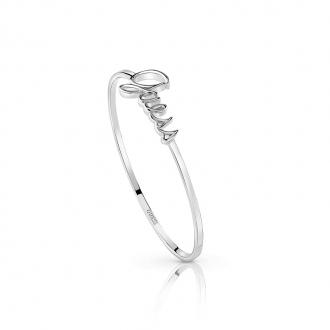 Bracelet jonc Femme Guess argenté UBB84070-M