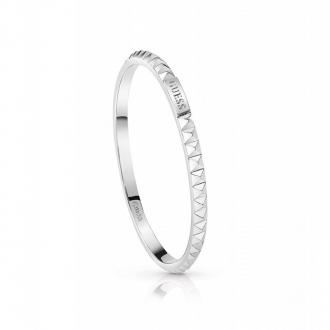 Bracelet jonc Femme Guess argenté UBB84060-M