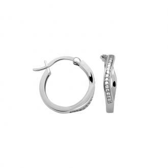Boucles d'oreilles Carador Argent 925/000e KE06083