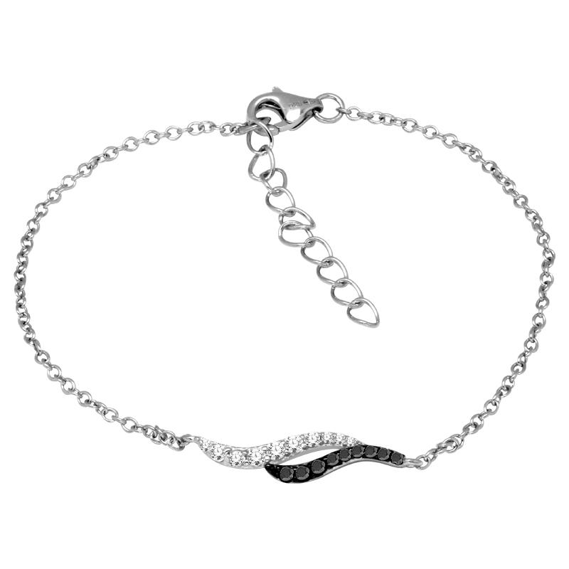 bracelet argent femmes