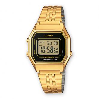 Montre Femme CASIO dorée LA680WEGA-1ER