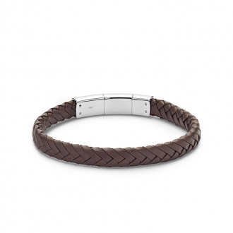 Bracelet Homme Fossil Vintage Casual marron JF02822040