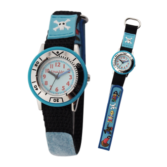 Montre enfant Lou&Léo Pirate P100212-K5