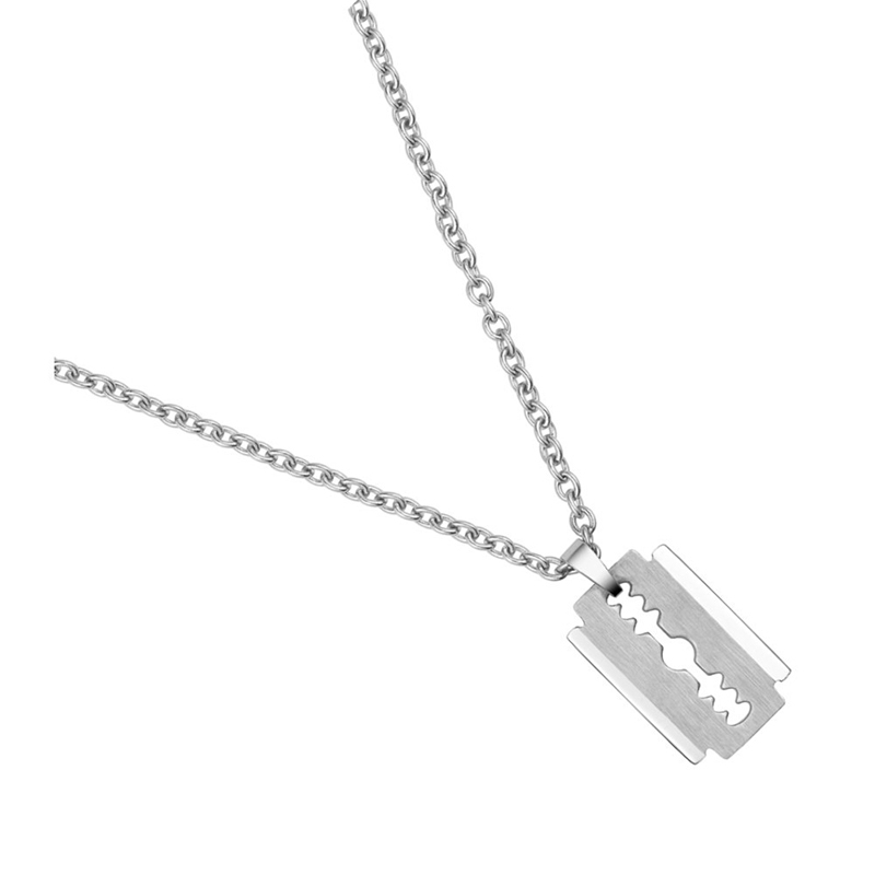 collier photo homme