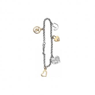 Bracelet femme Jourdan Bijoux Verone plaqué or JS 794
