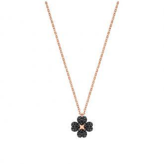 Collier Femme Swarovski Latisha doré rose 5420246