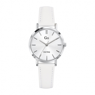 Montre Femme Go girl Only blanche 698931