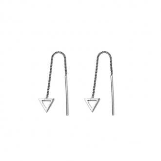 Boucles d'oreilles Silver Pop pendantes Argent 925/000 ER9824
