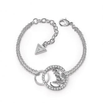 Bracelet femme Guess Authentics UBB85143-S