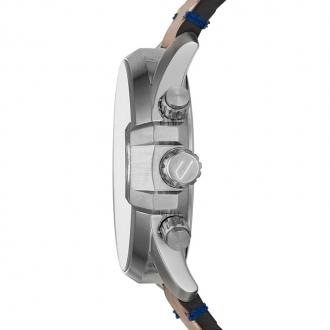 Montre Homme Diesel MS9 cuir marron DZ4470