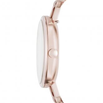 Montre Femme Fossil Annette cuir rose ES4356