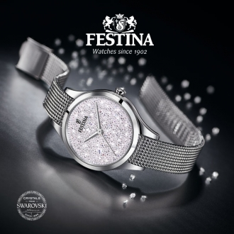 Montre FESTINA femme F20336/1 bracelet milanais