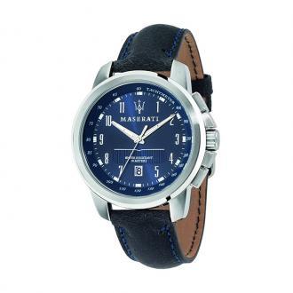 Montre Homme Maserati Successo bleue R8851121003