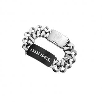 Bracelet Diesel homme acier DX0019040
