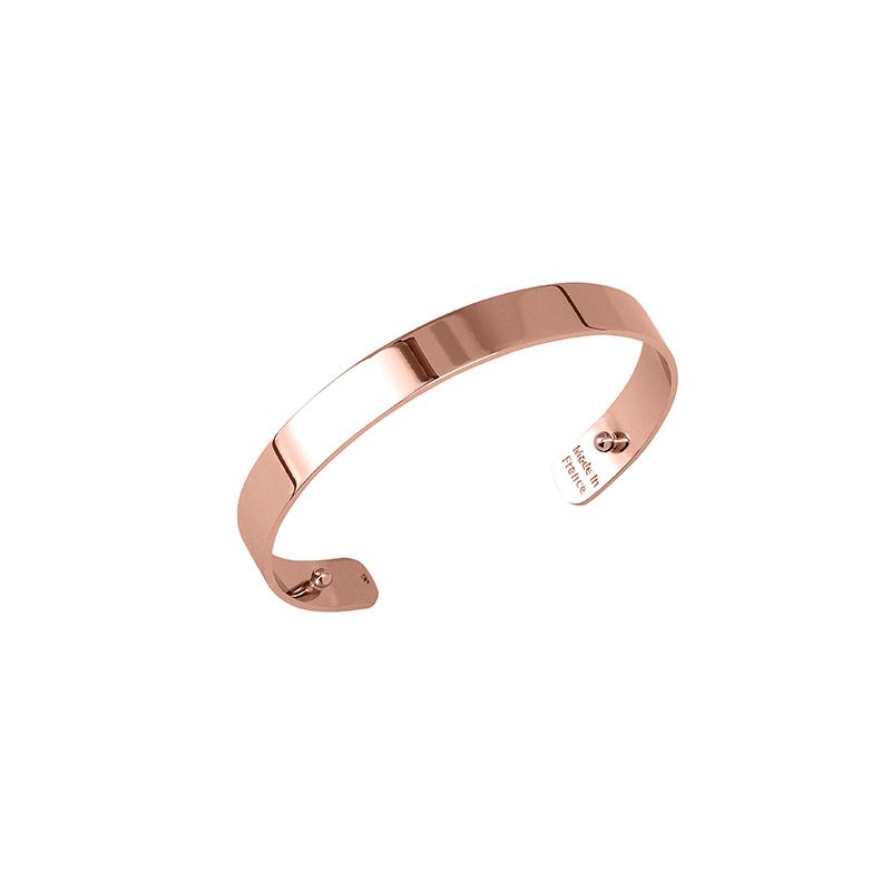 Bracelet Les Georgettes design Bandeau 14 mm finition or rose 70316904000000