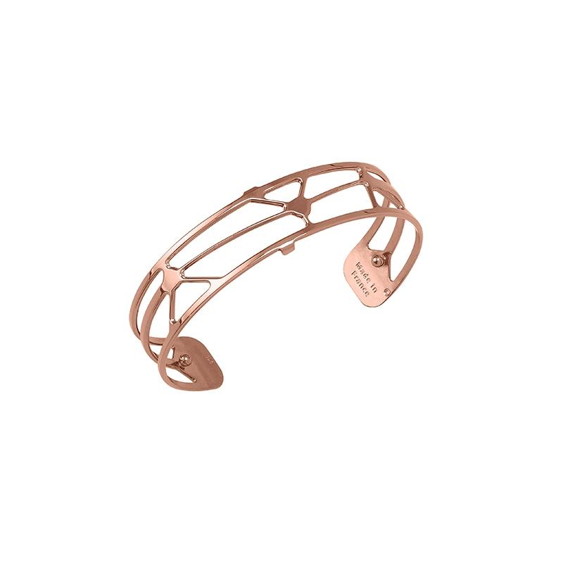 Bracelet Les Georgettes motif solaire 14 mm finition or rose 70316384000000
