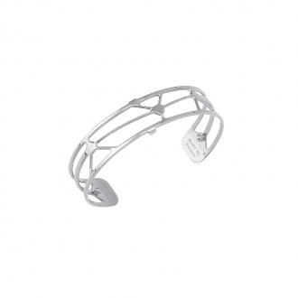 Bracelet Les Georgettes motif solaire 14 mm finition argent 70316381600000
