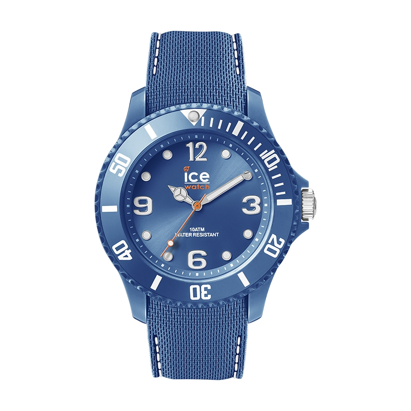 Montre mixte Ice Watch Sixty Nine Blue Jean Large 013618