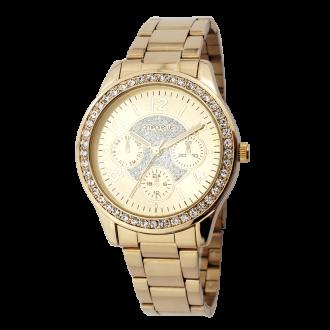 Montre Femme Amporelle Métal dorée P100500-C2