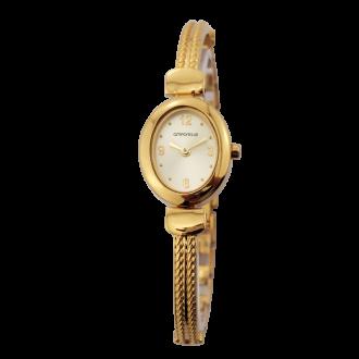 Montre Femme Amporelle métal dorée P100554-C2