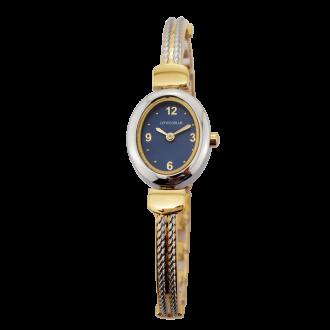 Montre Femme Amporelle métal doré et argenté P100554-E2