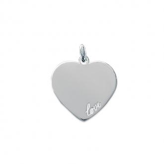 Pendentif Carador Love Argent 925/000e