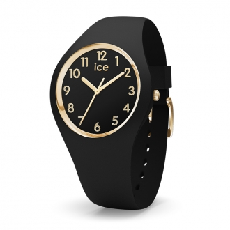 Montre Ice-Watch Glam black gold Small 015338